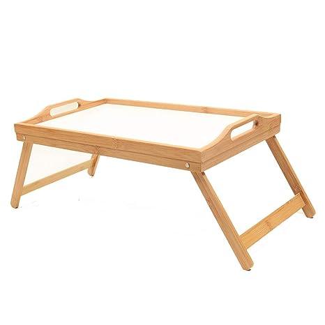 Soporte de lectura para portátil, Mesa con bandeja para cama ...