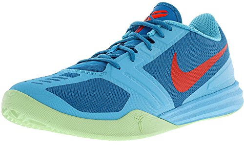 Lacquer Bright Nike Mens Clearwater Blue Clearwater Crimson Shoes Crimson Mentality Bright Basketball Blue KB Light w6xwrv