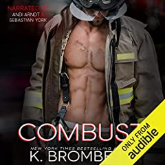 From New York Times best-selling author, K. Bromberg, comes the second stand-alone book in the Everyday Heroes series. Just how hot will firefighter Grady Malone turn up the heat?  Songwriter Dylan McCoy has been burned.  By her boyfriend she...
