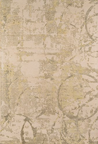 Momeni Rugs ILLUSIL-01OGN2030 Illusions Collection Casual Area Rug, 2'0