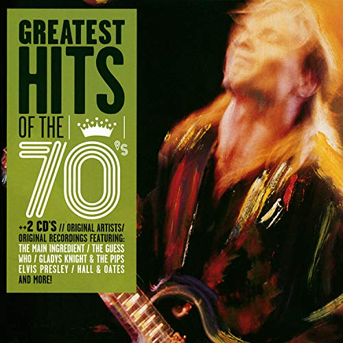 Greatest Hits Of The 70's (2 CD Set) (Best One Hit Wonders Of The 70s)