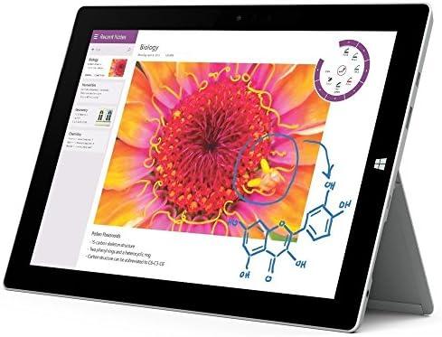 Microsoft 7G5-00015 Surface 3 Tablet (10.8-Inch, 64 GB, Intel Atom, Windows 10) (Renewed)