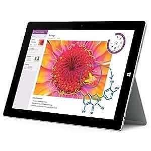 Microsoft 7G5-00015  Surface 3 Tablet (10.8-Inch, 64 GB, Intel Atom, Windows 10) (Certified Refurbished)