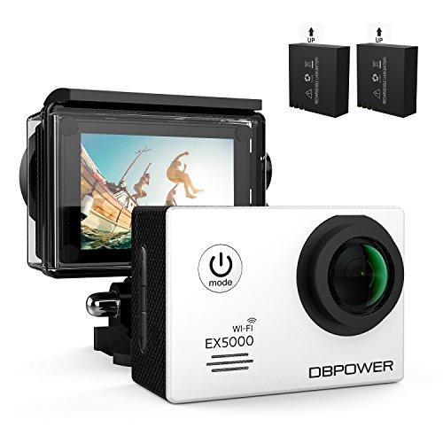 Dbpower Waterproof Action Camera - 9