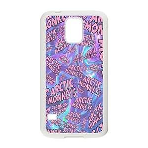 Steve-Brady Phone case Arctic Monkeys Rock Music Band For Samsung Galaxy S5 Pattern-17