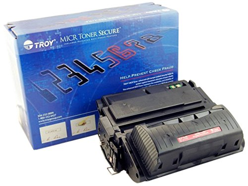 Toner Secure High Yield Cartridge 02-81136-001 yield 20,000 (Micr High Yield Laser)
