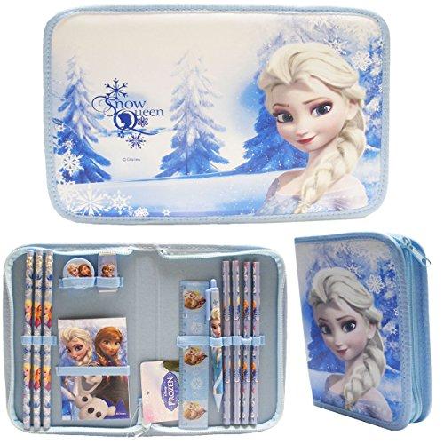 Disney Frozen Light Blue Stationery