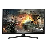LG 32GK850G-B 32' QHD Gaming Monitor with 144Hz Refresh Rate and NVIDIA G-Sync (Certified Refurbished)