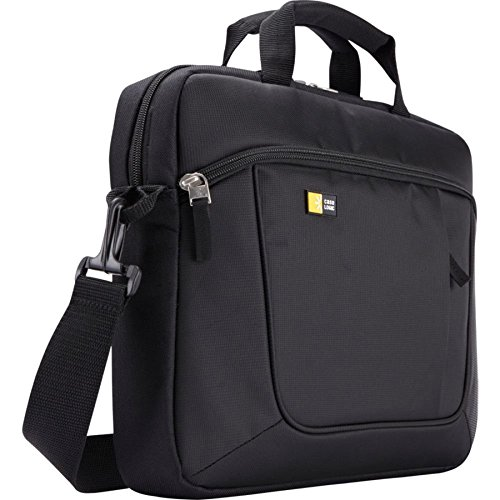- Case Logic AUA-316 15.6-Inch Laptop and iPad Slim Case (Black)