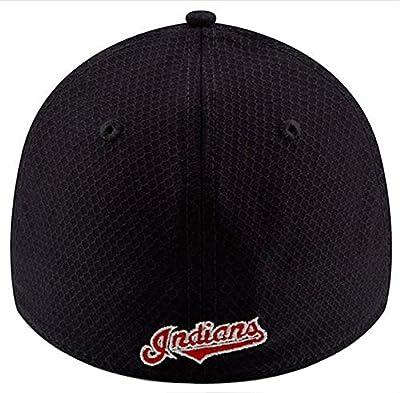 New Era 2019 MLB Cleveland Indians Batting Practice Hat Cap 39Thirty 11900164