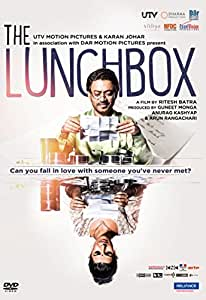 The Lunchbox Hindi DVD (Irrfan Khan, Nimrat Kaur) (Bollywood/Film/2014 Movie)
