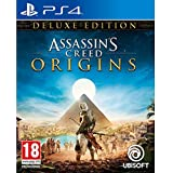 Assassins Creed Origins - Deluxe Edition PS4
