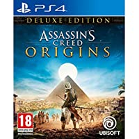 Assassin's Creed Origins Deluxe Edition For PlayStation 4 (PS4)