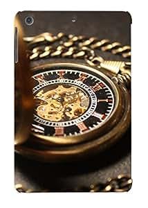 taoyix diy Ipad Mini/mini 2 Case Cover Skin : Premium High Quality Pocket Watch Time Clock Bokeh Case