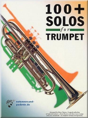 100 Plus Solos for Trumpet - Trompete Noten [Musiknoten]