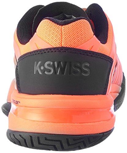 Orange De Homme black neon Ultrashot Tfw Performance Tennis K swiss Blaze 22 Chaussures Ks RqYpBz