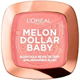L'Oreal Paris Rubor en polvo, blush melon dollar baby de l'oreal paris