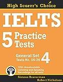 IELTS 5 Practice Tests, General Set 4: Tests