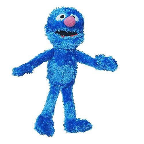 Sesame Street Mini Plush Grover Doll: 10