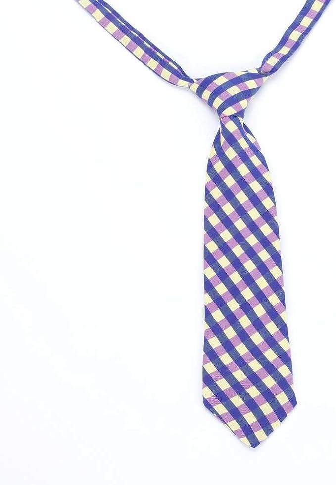 Denim Peppercorn Kids Boys Necktie