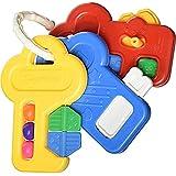 Chocalho Chave de Atividades, Fisher Price, Mattel