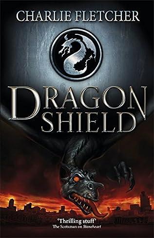 book cover of Dragon\'s Shield
