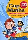 Cap Maths Cycle 2 CE1 : Nouveaux programmes par Dussuc