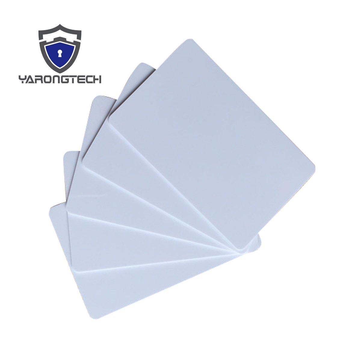 Amazon.com: yarongtech Mifare DESFire EV1 2 K NFC Tarjeta ...