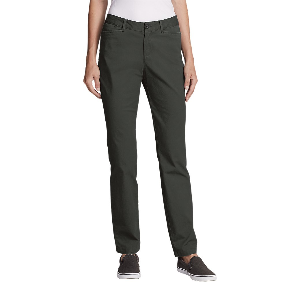 Eddie Bauer Women's Legend Wash Stretch Pants - Curvy Fit 21107033