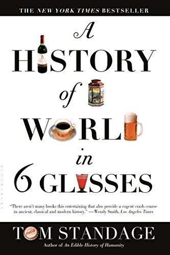 A History of the World in 6 Glasses (Best Coffee Houses In The World)