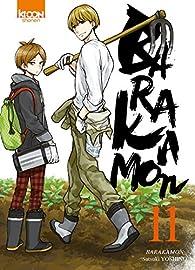 Barakamon, tome 11 par Satsuki Yoshino