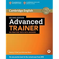 Advanced trainer. Practice tests with answers. Con espansione online. Per le Scuole superiori