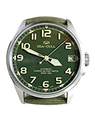 Seagull Automatic Military Mens Watches D813.581 Top Brand Luxury Army Watch by Seagull