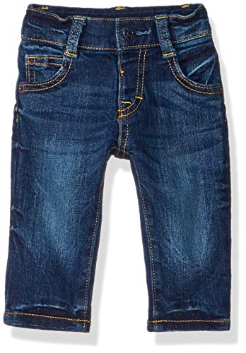 Gymboree Baby Skinny Jeans, Dark wash Denim, 12-18 Mo ()