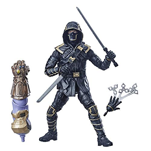 Avengers Hasbro Marvel Legends Series Endgame 6 Ronin Marvel Cinematic Universe Collectible Fan Figure