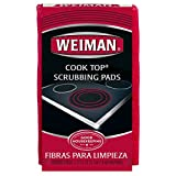 Weiman Cook Top Scrubbing Pads – Gently Clean and Remove...
