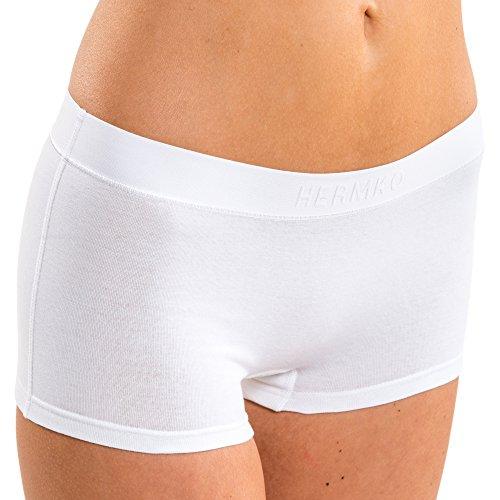 HERMKO - Shorts - Ropa - para mujer Weiß