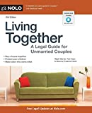 img - for Living Together: A Legal Guide for Unmarried Couples by Ralph Warner (2013-02-28) book / textbook / text book