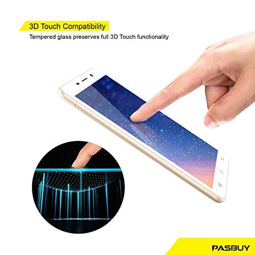 351b140a08e3 PASBUY 2 Pack [ Japan Glass ] Super Thin 0.26mm Premium Tempered Glass Film  Screen Protector-Retail Packing for Huawei Nova 3, 3i