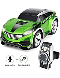 2018 Upgraded Remote Control Car, Rechargeable Toy Voice...