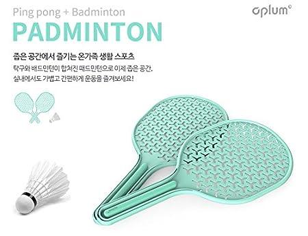 Amazon.com: Aplum Padminton (pinza + bádminton) para ...