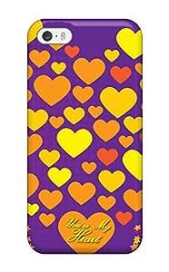 Scott Duane knutson's Shop 8702650K33503314 Fashion Case Cover For Iphone 5/5s(vector Art)