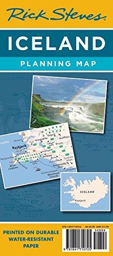 (Rick Steves Iceland Planning Map (Rick Steves Planning Maps))
