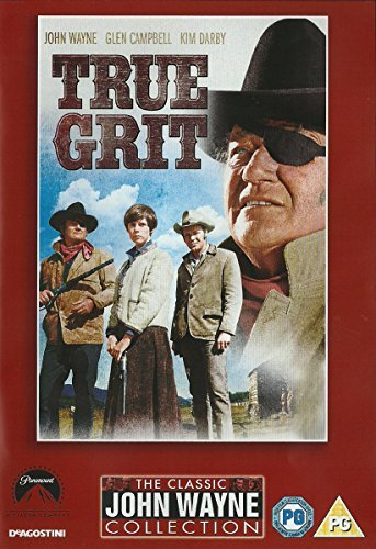 True Grit 1969 - The Classic John Wayne Collection by Kim ...