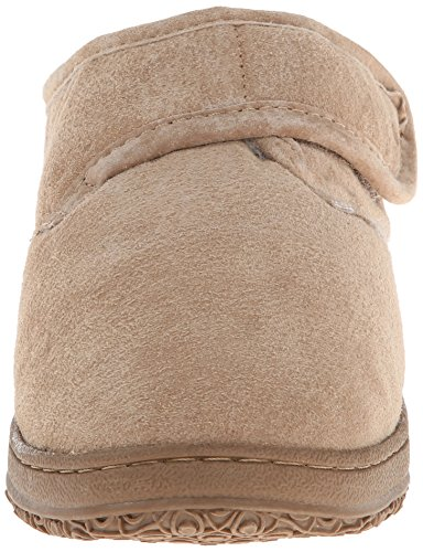 Chestnut Men's Adjustable Slipper Old Strap Friend n08xqgzw