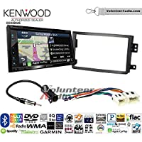 Volunteer Audio Kenwood Excelon DNX694S Double Din Radio Install Kit with GPS Navigation System Android Auto Apple CarPlay Fits 2006-2009 Nissan 350Z