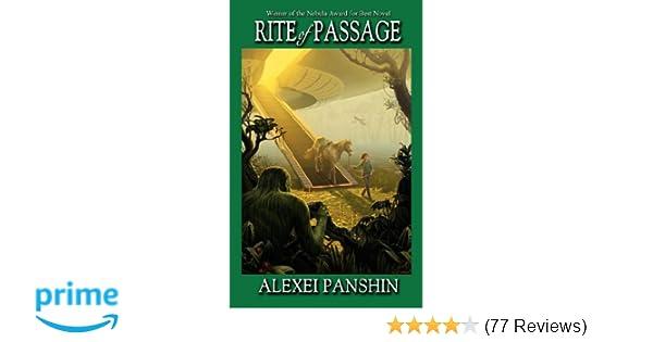 rite of passage alexei panshin