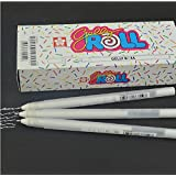Sakura Gelly Roll Medium Point Pen Open Stock-White - Pack of 3