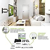 Kanto M300 Full Motion TV Wall Mount for 26 to