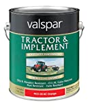 Valspar 4431-03 AC Orange Tractor and Implement Paint - 1 Gallon